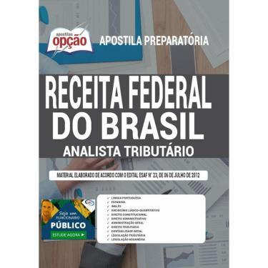 Imagem de Apostila Receita Federal Do Brasil - Analista Tributário