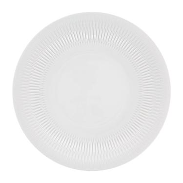 Prato Raso Utopia 29 cm Porcelana Branco Vista Alegre Atlantis