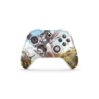 Skin Adesivo para Xbox One Slim X Controle - Horizon Zero Dawn
