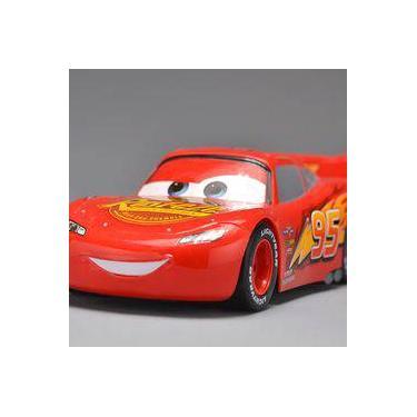 cc4b7bf1e8a Carrinho Rodas Livres Relâmpago McQueen Carros 3 Disney - Toyng