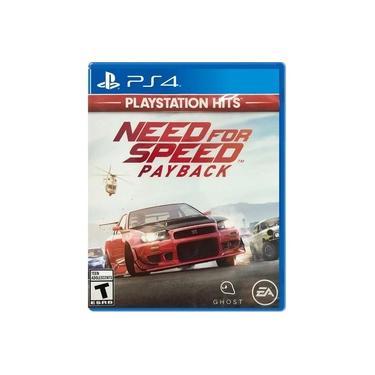 Game - Need For Speed: Payback - PS4 - legendado em português