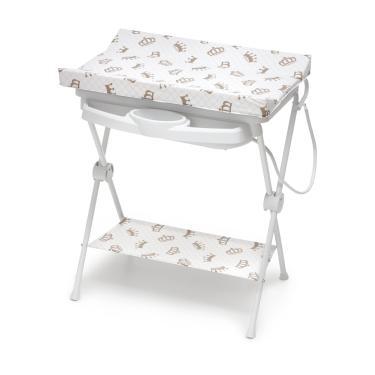 Banheira Bebê Plástica Luxo Real Galzerano8181ROB feminino