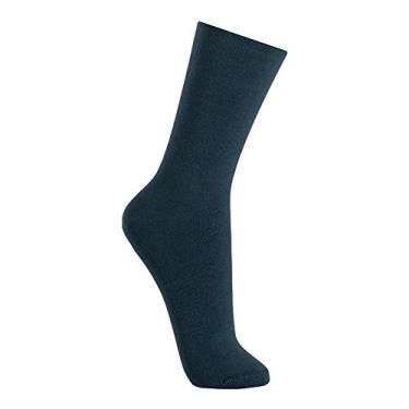 Meia Lupo Sportwear (Adulto) Tamanho: G / Cor: Marinho / Calçado: 44 a 48