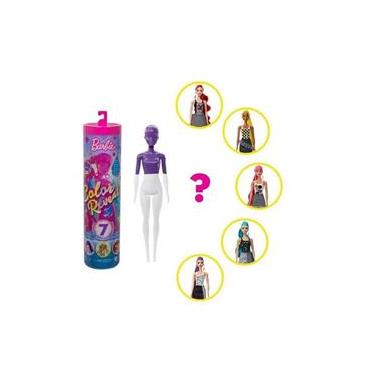Imagem de Barbie Color Reveal Estilo Surpresa Serie 7.1 - Mattel