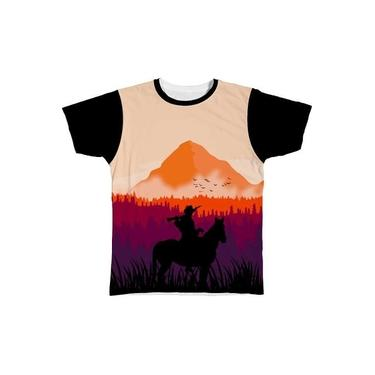 Camiseta Camisa Red Dead Redemption 2 Jogo Game 08