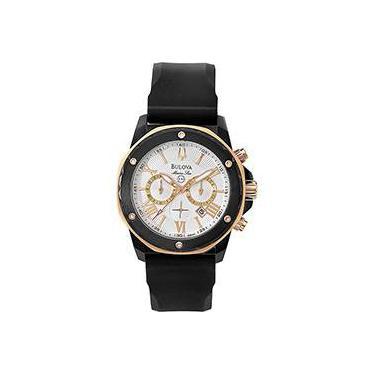 020168e90c9 Relógio Masculino Bulova Analógico Esportivo WB30873B