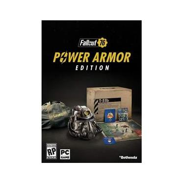 Jogo Fallout 76 Power Armor Edition - PC
