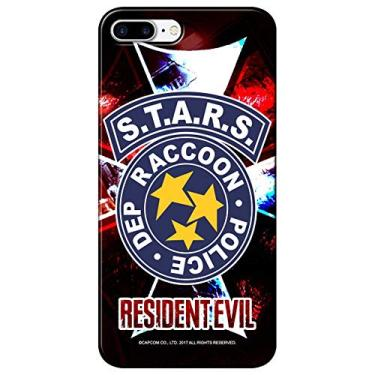 Capa Personalizada Apple iPhone 7 Plus - Resident Evil S.T.A.R.S RPD - RD05
