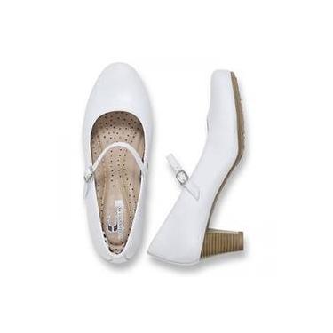 a288ae8f3 Sapato Branco mais: Encontre Promoções e o Menor Preço No Zoom
