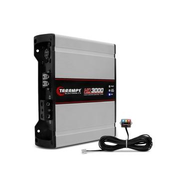 Módulo Amplificador Taramps HD3000 3000W RMS 1 Canal 2 Ohms Classe D Bass Boost