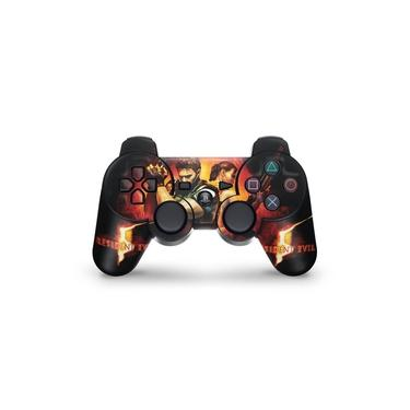 Skin Adesivo para PS3 Controle - Resident Evil 5