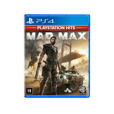 Jogo Mad Max - Playstation Hits - PS4