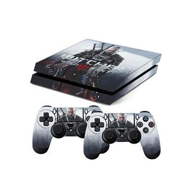 Skin PS4 Fat The Witcher