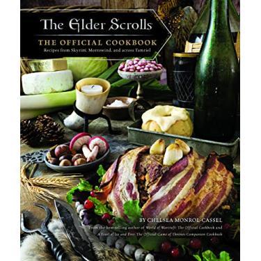 Elder Scrolls V Skyrim Official Cookbook
