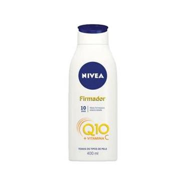 Loção Corporal Hidratante Nivea 400ml Firmadora Q10 Plus