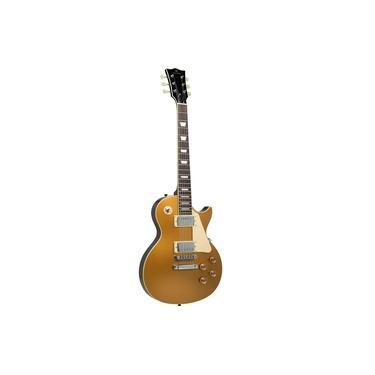 Imagem de Guitarra Michael Les Paul GM750N GD Gold Top