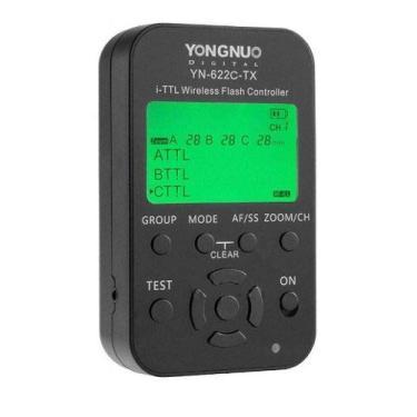 Transmissor Rádio Flash Yongnuo Yn-622c Tx Para Canon C/