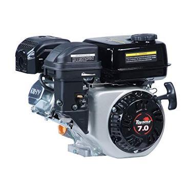Motor Estacionário à Gasolina 7HP 210CC com Partida Manual-TOYAMA-TE70