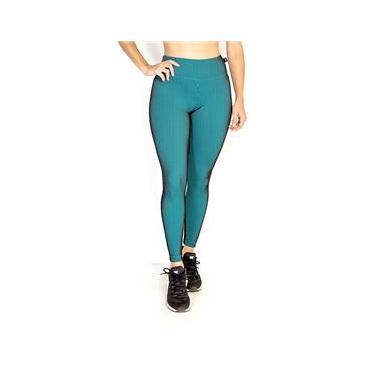 Imagem de Legging Fitness BM9 Cintura Reforçada Feminina Bike Corsário