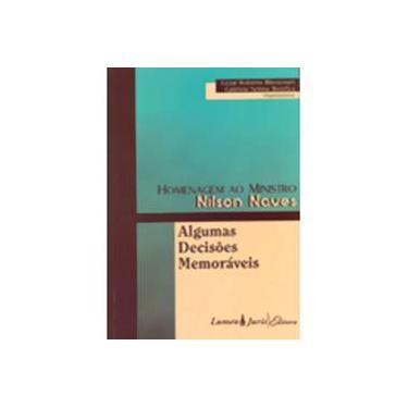 Homenagem ao Ministro Nilson Naves - Gabriela Nehme Bemfica - 9788537507667