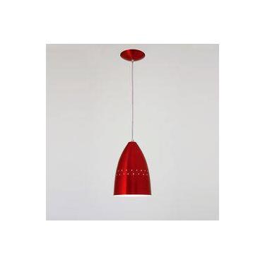 Pendente Cone - Vermelho - Auremar