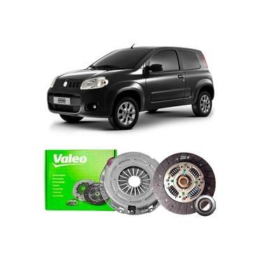 Kit Embreagem Fiat Uno Fire 1.0 97 a 2016 Valeo
