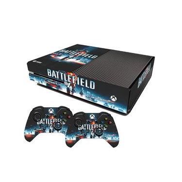 Skin Xbox One Fat Battlefield 4
