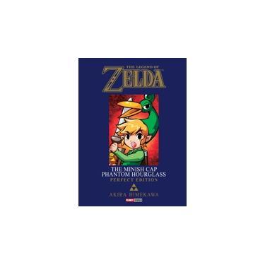 The Legend Of Zelda - The Minish Cap Phatom Hourglass - Himekawa, Akira - 9788542611625