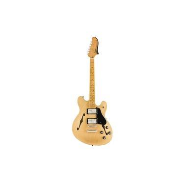 Imagem de Guitarra Fender Squier Classic Vibe 70S Starcaster MN 037 4590 521 Natural