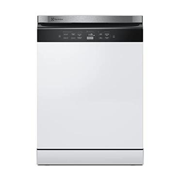 Imagem de Lava Louças Electrolux LL14B 14 Serviços Branca Função Higienizar Compras - 110V