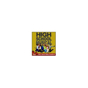 CD High School Musical - Edição Especial - CD + Karaokê