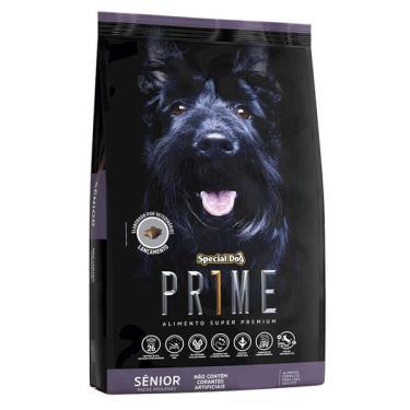 Ração Special Dog Prime para Cães Sênior de Raças Pequenas - 1 Kg