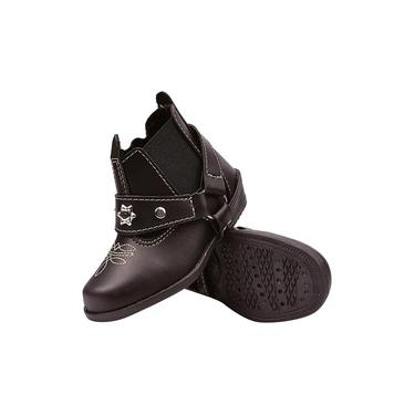 Bota Botina Infantil Country Cowboy Texana Confortavel Quinta Virtual 21/26