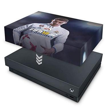 Capa Anti Poeira para Xbox One X - Fifa 18