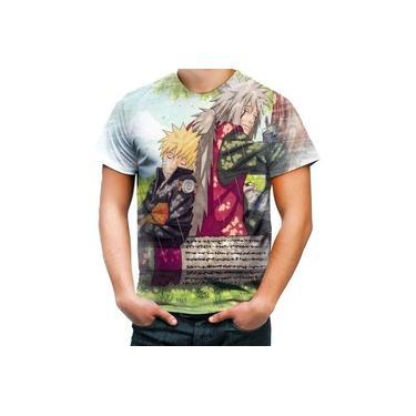 Camiseta Camisa Jiraya Naruto Orochimaru Gamabunta Gama Hd 4