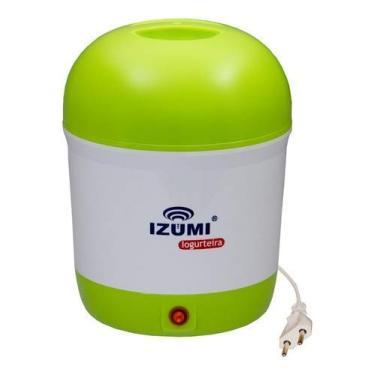 Imagem de Iogurteira Elétrica Izumi 1l Bivolt