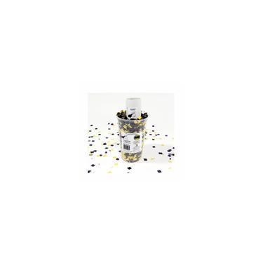 Imagem de Lança Confetes Tema Batman 50g - Faz 90 Lançamentos.