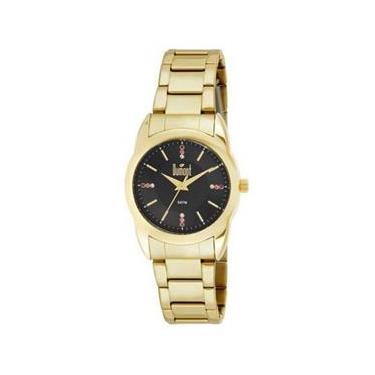 e3c796ab84a Relógio Feminino Dumont Analógico - DU2036LTB 4P - Dourado
