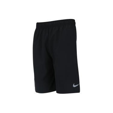 Bermuda Nike Flex Short Woven 2.0 - Masculina - PRETO CINZA ESC Nike 85b1e560d7557