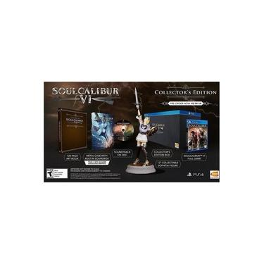 Soulcalibur VI Collectors Edition - PS4