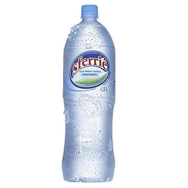 Água Mineral sem Gás Ph 10 Sferriê 1,5L
