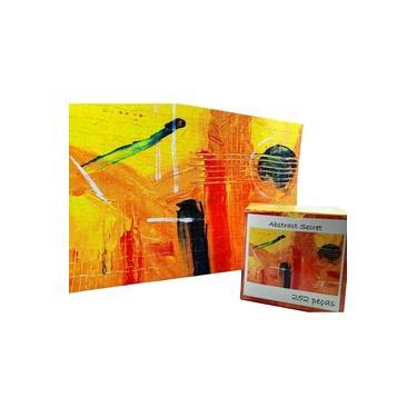 Imagem de Quebra-cabeça dificil para adultos linha Abstract Secret 165 peças - black and Yellow