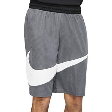 Imagem de Bermuda Nike Dry HBR 2.0 - Masculina - Cinza