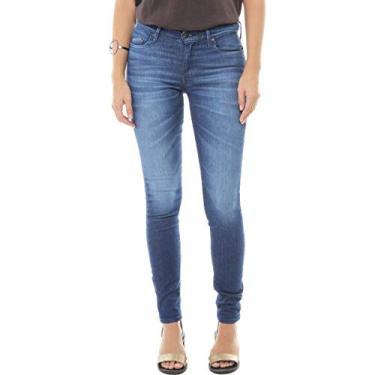 Calça Jeans Levis Feminina 710 Super Skinny 079d34f6d27