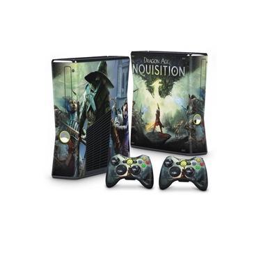 Skin Adesivo para Xbox 360 Slim - Dragon Age: Inquisition