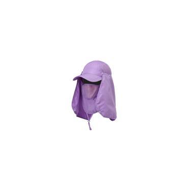 Chapéu protetor solar externo removível chapéu de pesca ultravioleta chapéu de escalada vento areia