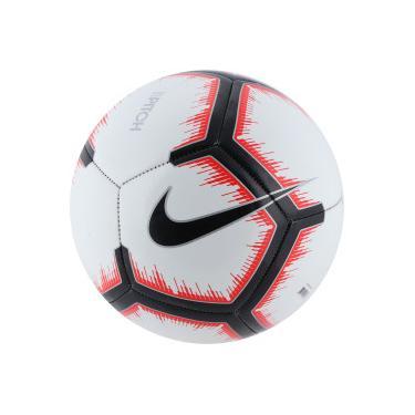 Bola de Futebol de Campo Nike Pitch FA18 - BRANCO PRETO Nike 9a29266b1e814