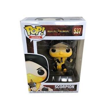 Funko Pop Mortal Kombat Scorpion 537