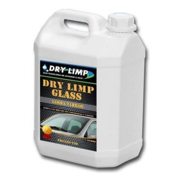Imagem de Limpa Vidros Lavagem A Seco - Dry Limp Glass 5 Litros