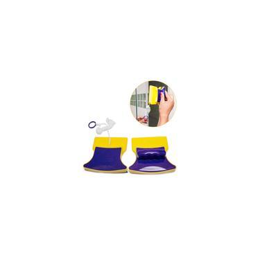 Limpador Magnetico de Janela Vidro Vidraças - oskn